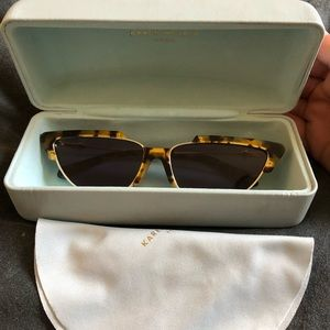 KAREN WALKER SUNGLASSES (NEW)